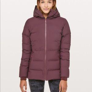 Lululemon sleet street jacket